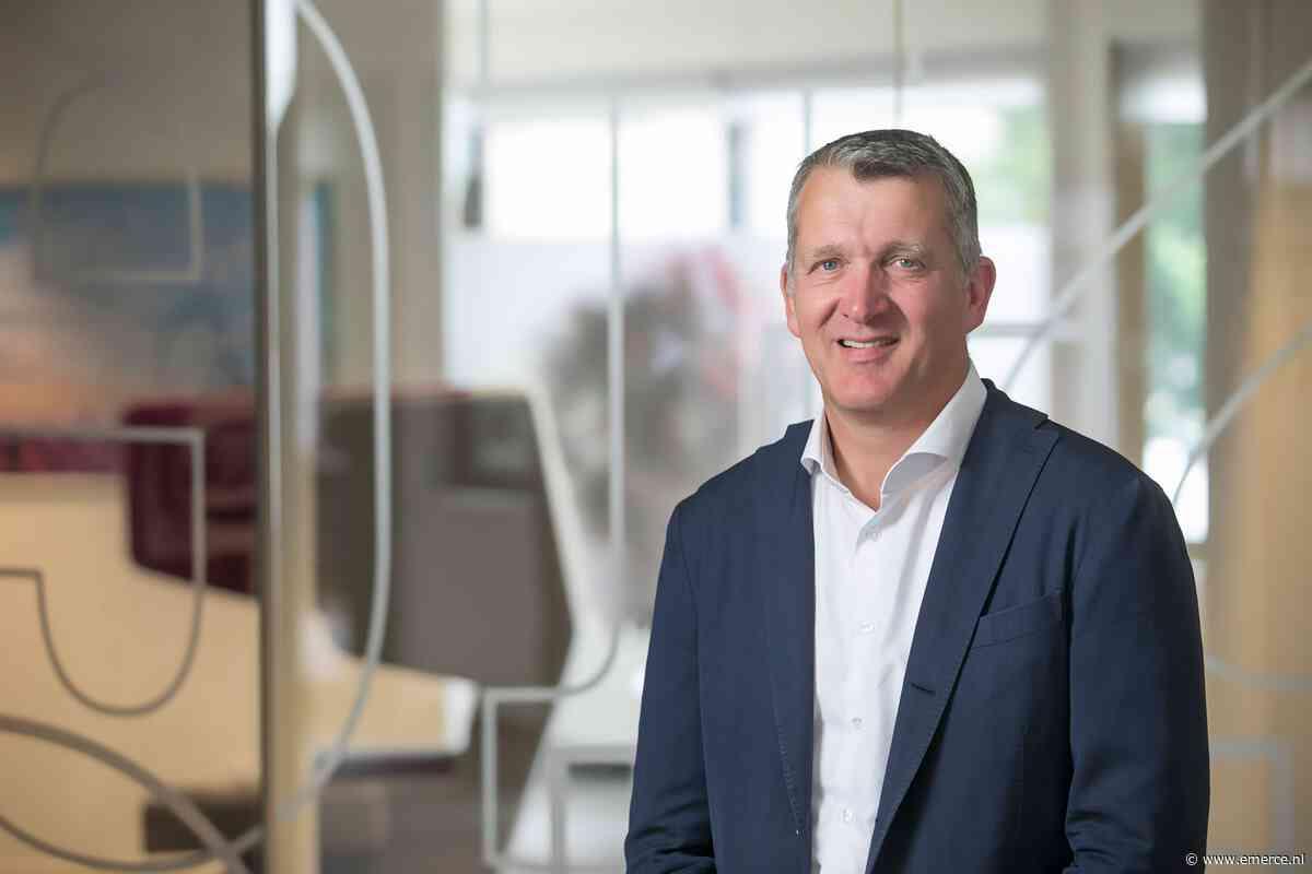 Frank Volmer (Ster) wordt de nieuwe voorzitter van marketingorganisatie Screenforce