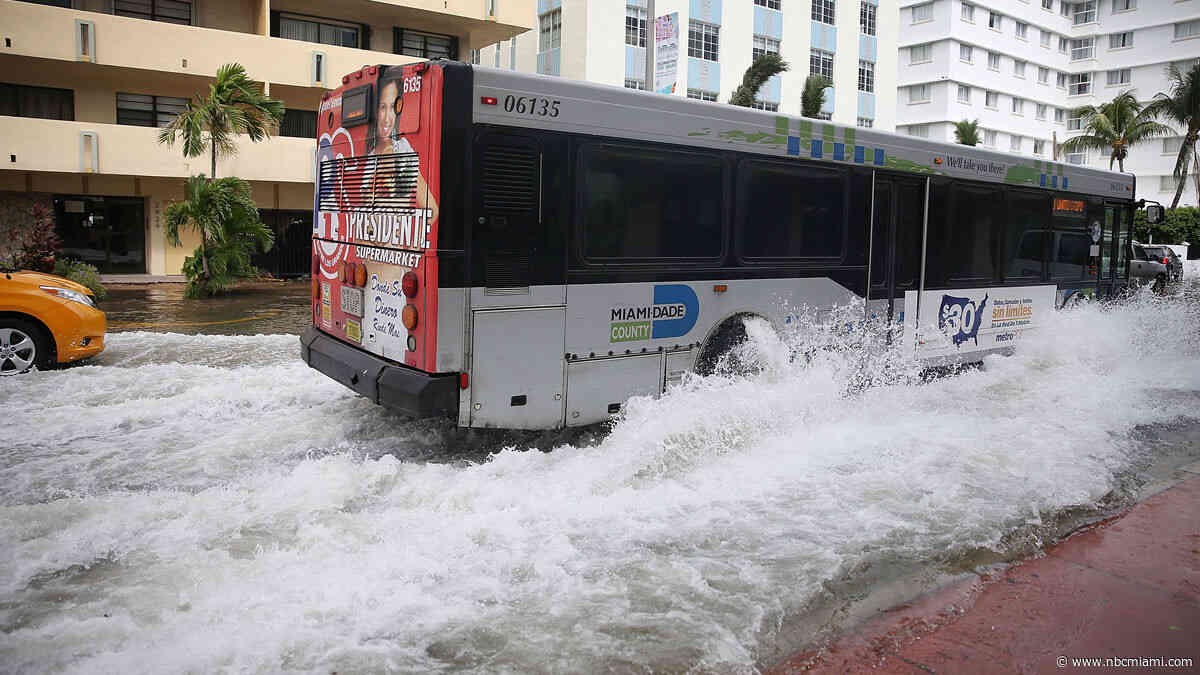 Faster Rising Seas Forecast in South Florida in New Projection