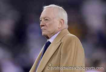Jerry Jones will not make coaching change this week
