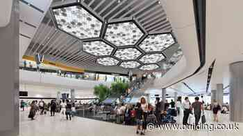 Manchester Airport reveals progress on Laing O'Rourke's £1bn expansion