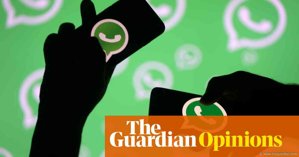Has WhatsApp become a potential career assassin? | Afua Hirsch