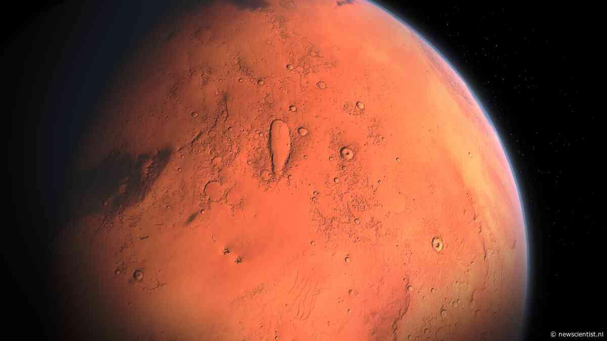 Landingsplaats van NASA's Mars 2020 is misschien hotspot voor fossielen
