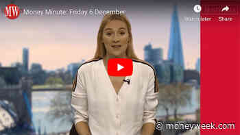 Money Minute Friday 6 December: UK housebuilders and big data from the US