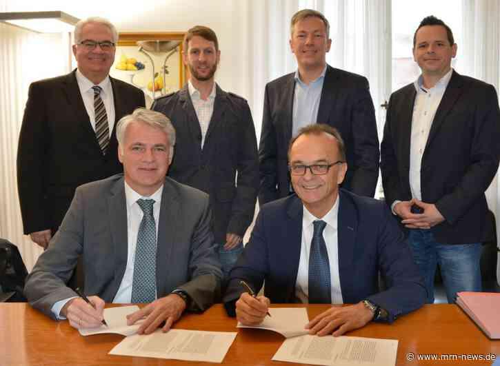 Germersheim – Telekom und Kreis Germersheim unterzeichnen Vertrag zum Breitbandausbau