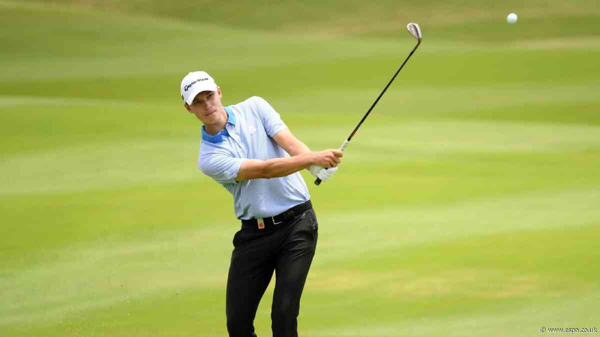Five-way tie for the lead at Mauritius Open
