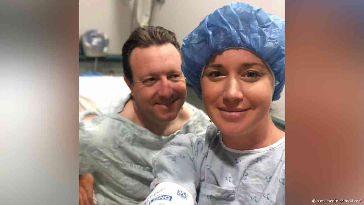 Couple Finds Perfect Match In Love And Kidney Donation