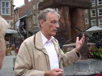 """Frits Berckmans was de perfecte stadsgids: """"Tongeren was zijn speeltuin"""""""