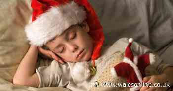 Top 10 festive songs that will help kids sleep on Christmas Eve