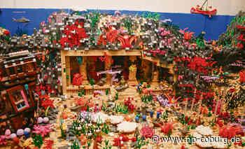 Coburg: Ein Korallenriff aus 60.000 Legosteinen