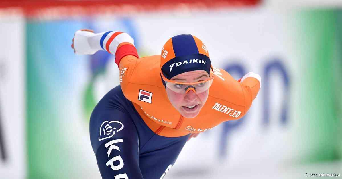 Openingsdag Nur-Sultan kent Nederlands onderonsje op 5000 meter