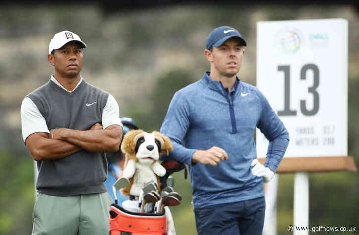Woods & McIlroy turn down huge appearance fees to play Saudi tournament