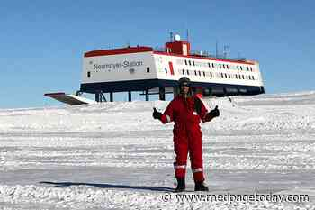 Brain Volume, Cognition Worse After Antarctic Expedition