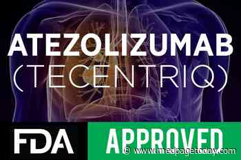 FDA Expands Tecentriq Approval in Non-Squamous NSCLC