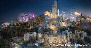 New images reveal plans for £3.5bn London Resort theme park set to be 'the Disneyland of the UK'