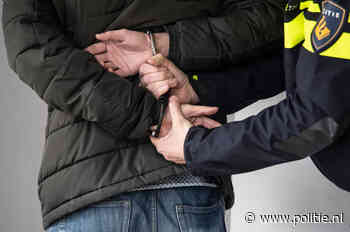 Breukelen - Politieagent lost waarschuwingsschoten bij aanhouding