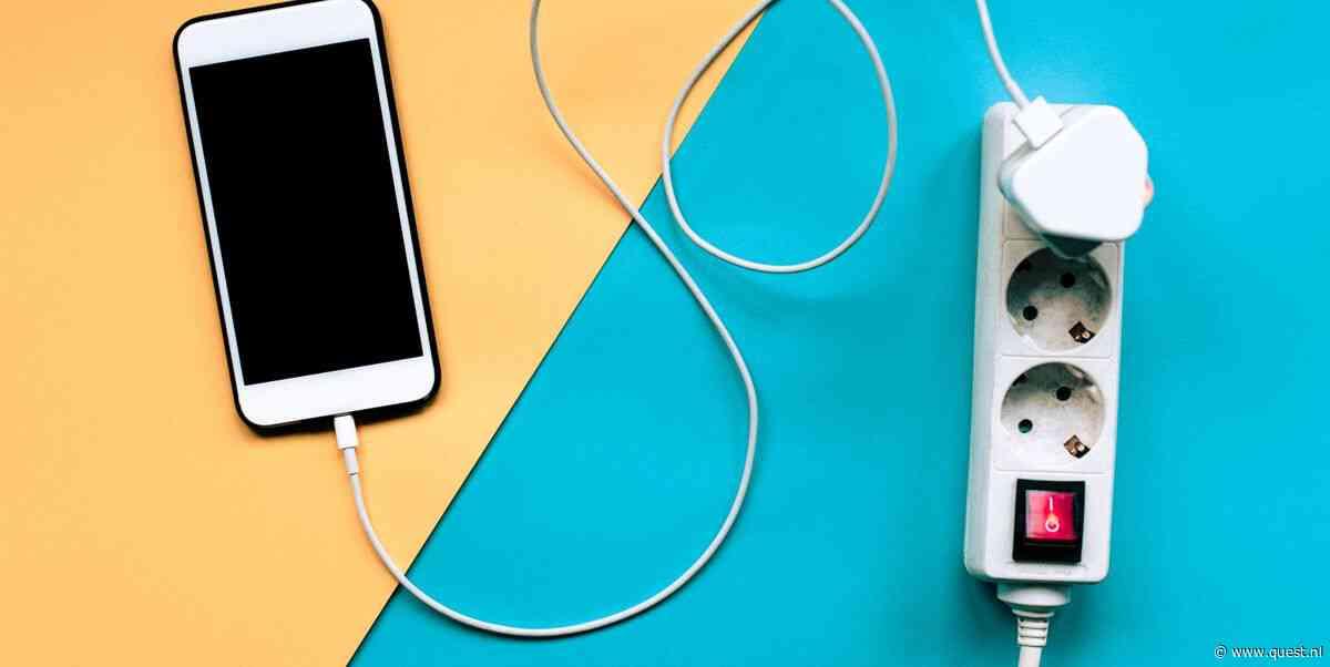 Gaat elke 'procent' van je batterij of accu even lang mee?