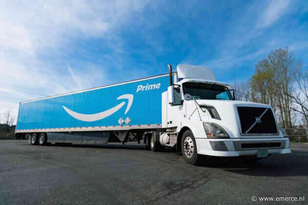 Amazon heeft 20.000 bezorgtrucks op de weg