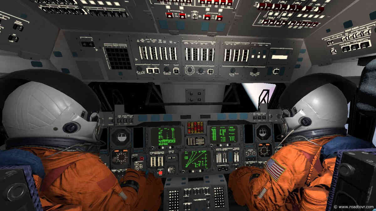 'Apollo 11 VR' Studio to Launch 'Shuttle Commander' Next Week on PSVR