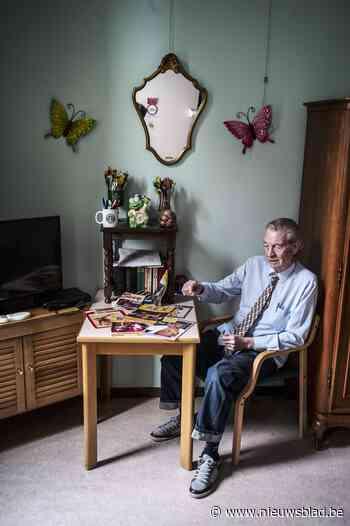 """Frank (84) schreef jarenlang seksverhalen en verslond vrouwen: """"Mijn teller staat op 1.746"""""""