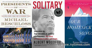 New in Paperback: 'Presidents of War' and 'Solitary'