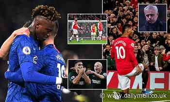 Tammy Abraham makes Chelsea tick as Brighton rock the Emirates - 10 things we learned