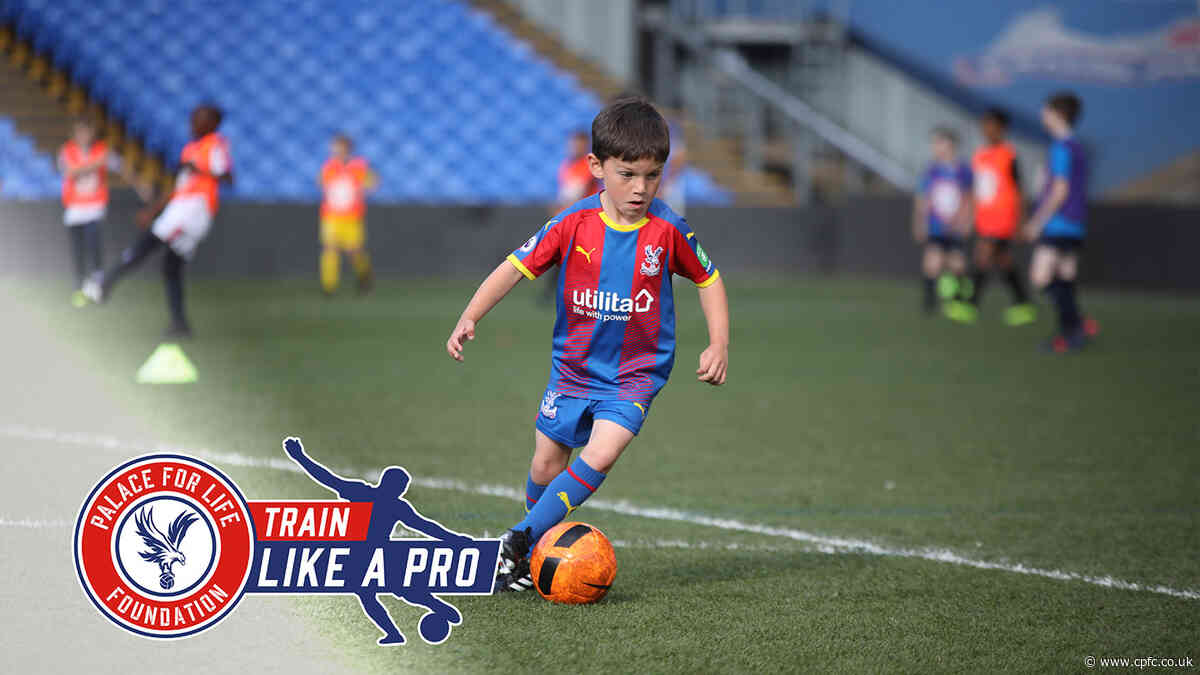 Book Palace for Life soccer schools for Christmas holiday now