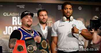 What time is Anthony Joshua vs Andy Ruiz Jr 2 weigh-in and why is the fight in Saudi Arabia?