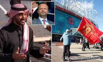 Saudi Arabia sports minister doesn't rule out future Manchester United takeover bid