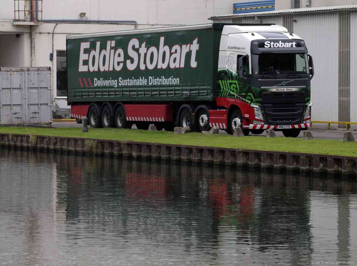 What to Watch: Eddie Stobart future, Aramco's huge IPO, UK house prices