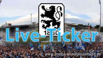 Live-Ticker: Löwen erwarten Großaspach - Derzeit beste Mannschaft der Dritten Liga weiter im Vormarsch?
