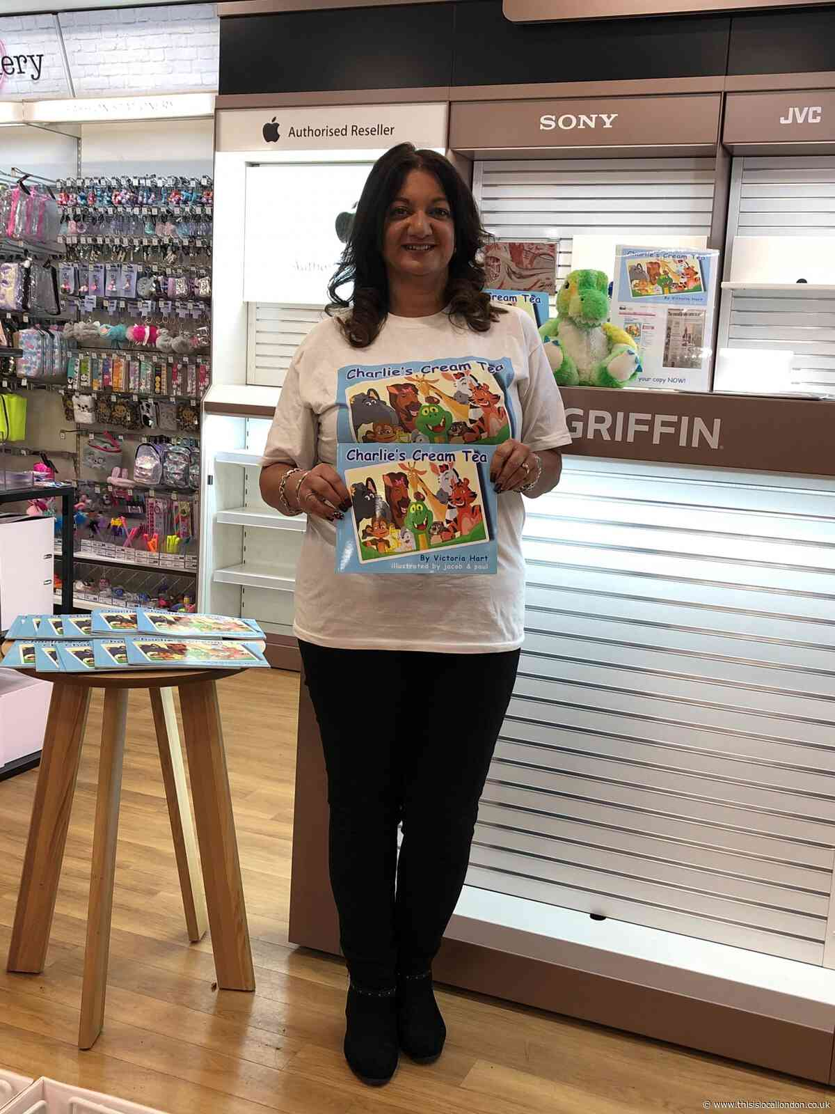 Children's author to hold book signing in Borehamwood