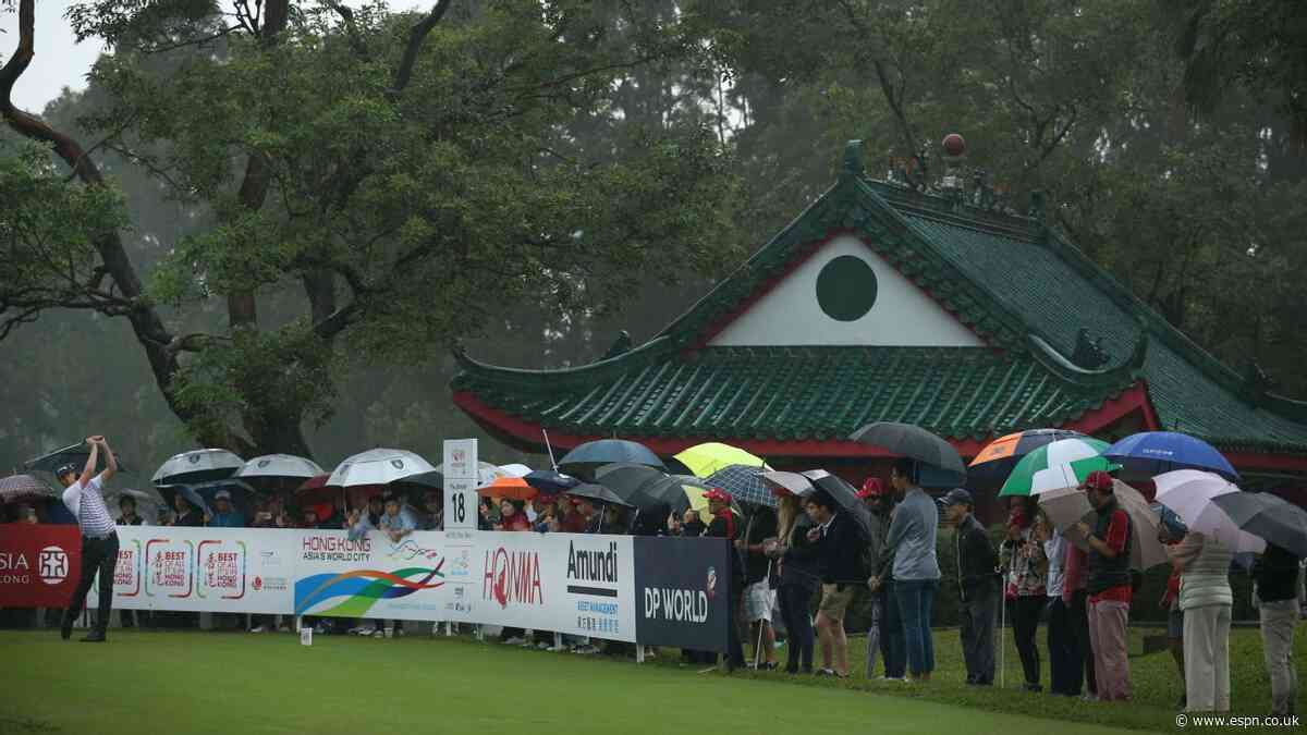Hong Kong Open rescheduled for January 2020