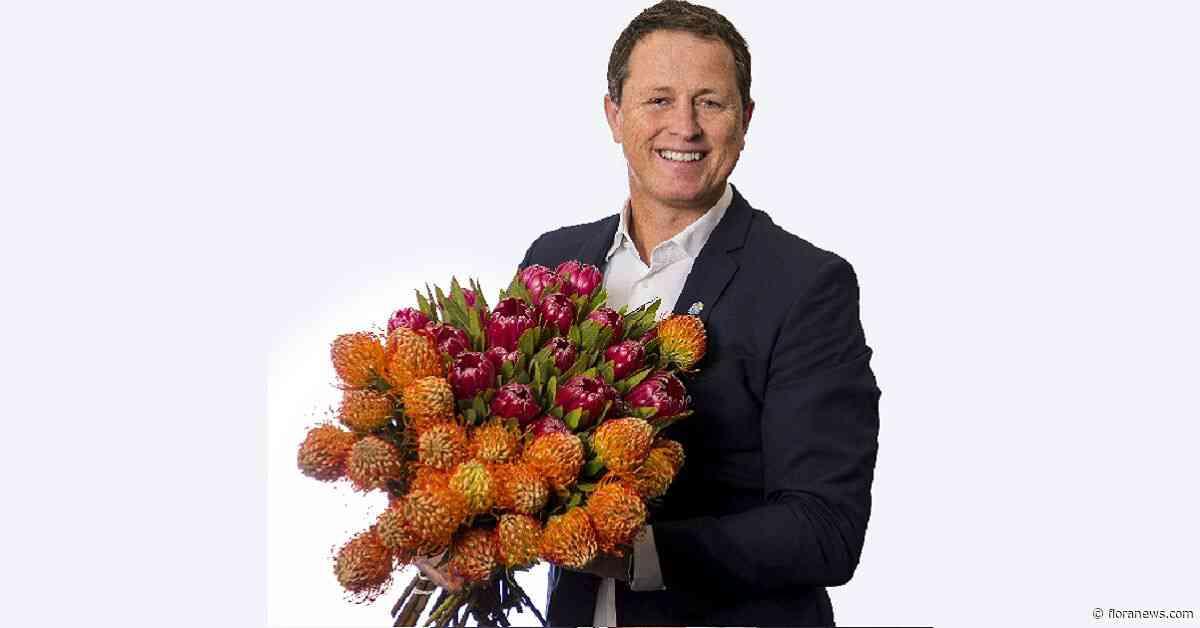 Jan van Dam nieuwe CCO Dutch Flower Group én beoogd opvolger van Marco van Zijverden