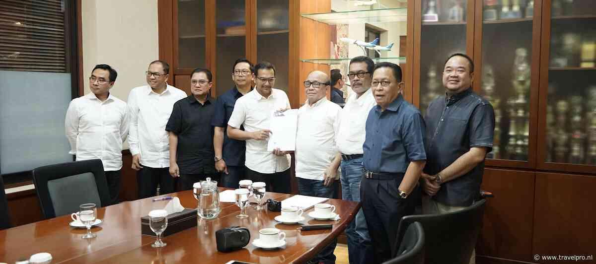 Garuda benoemt Fuad Rizal tot waarnemend CEO