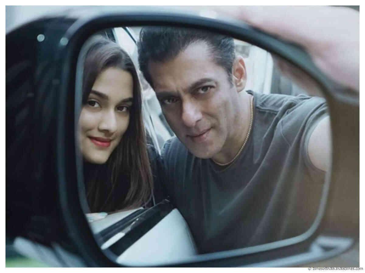 Saiee Manjrekar on working with Salman