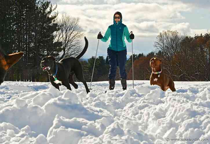 Jason Gough's forecast: Snow and wind move in