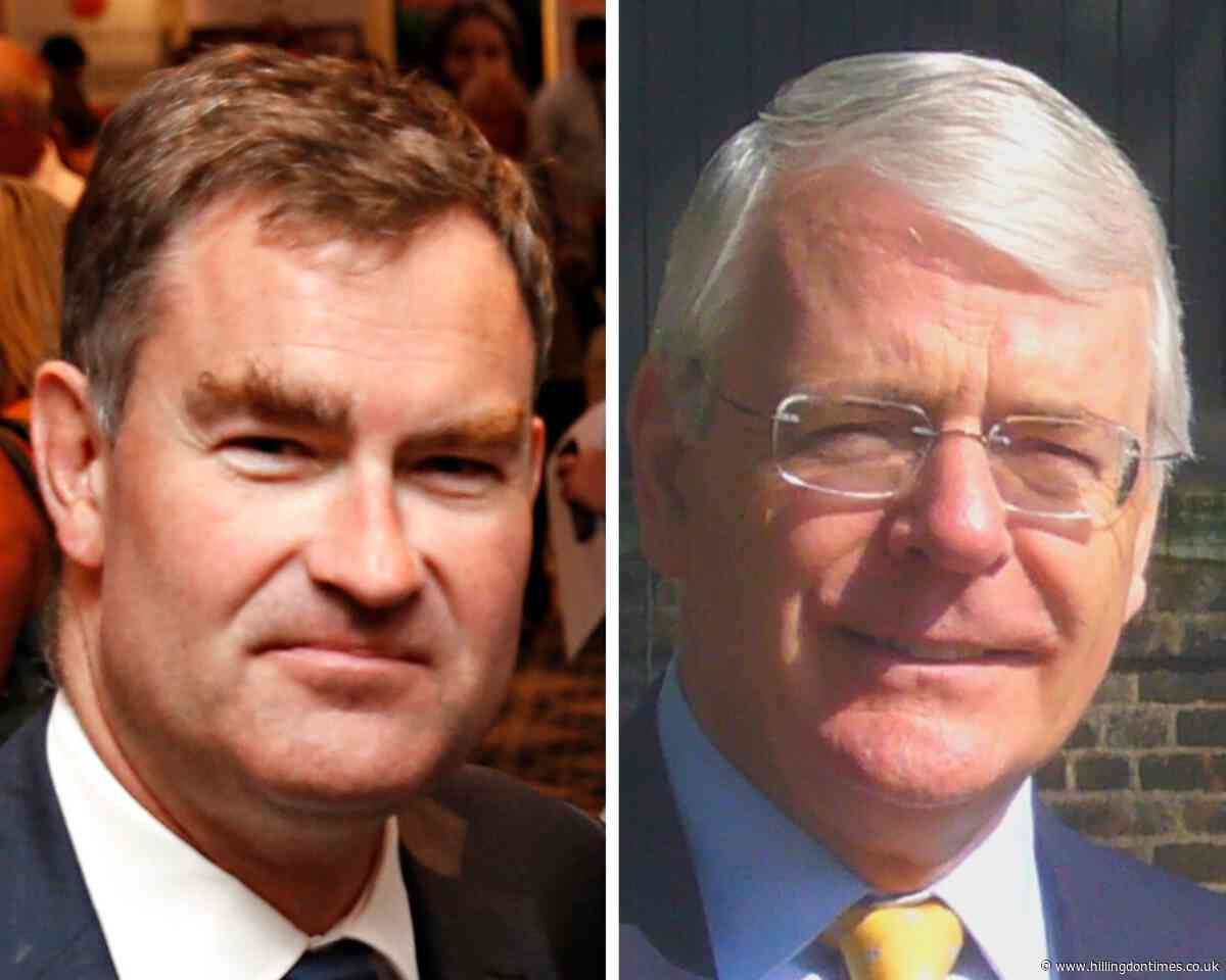 John Major: 'I would vote for David Gauke'