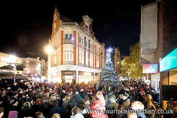 Last chance to enjoy the 'Christmas light-switch on' events in Richmond
