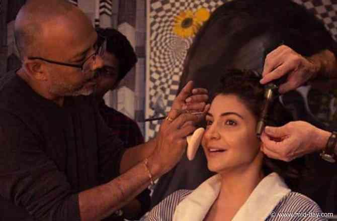 Popular Bollywood makeup artist Subbu passes away, Anushka Sharma remembers him via a heartfelt post