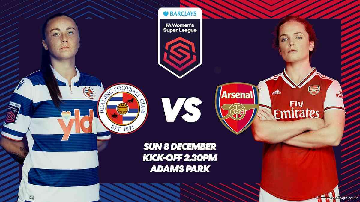 Preview | Royals Women return to Adams Park to host Arsenal