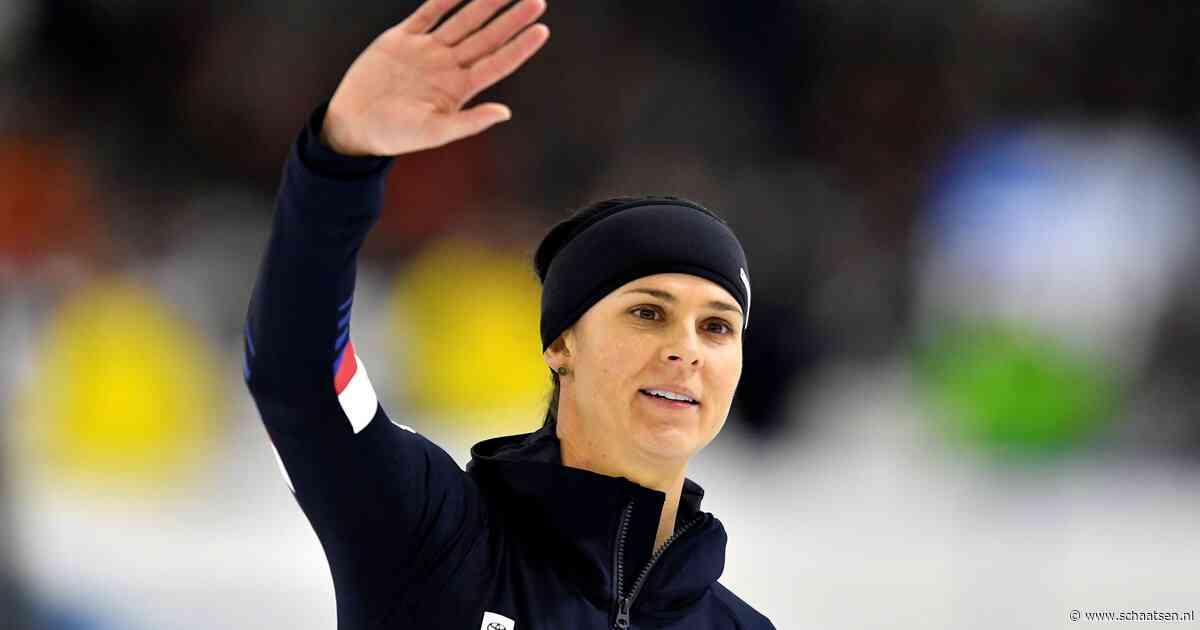 Bowe verslaat Russinnen op 1000 meter, Wüst vijfde