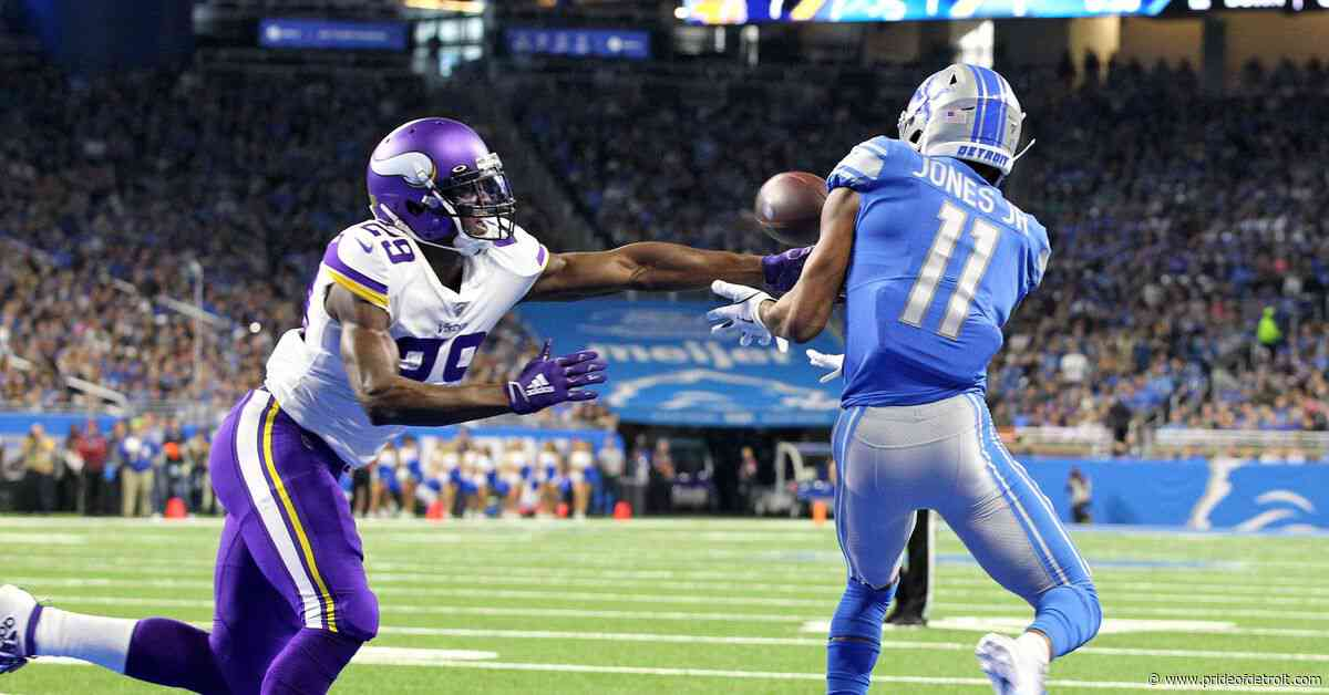 Cheat Sheet: The Lions should attack Xavier Rhodes early and often
