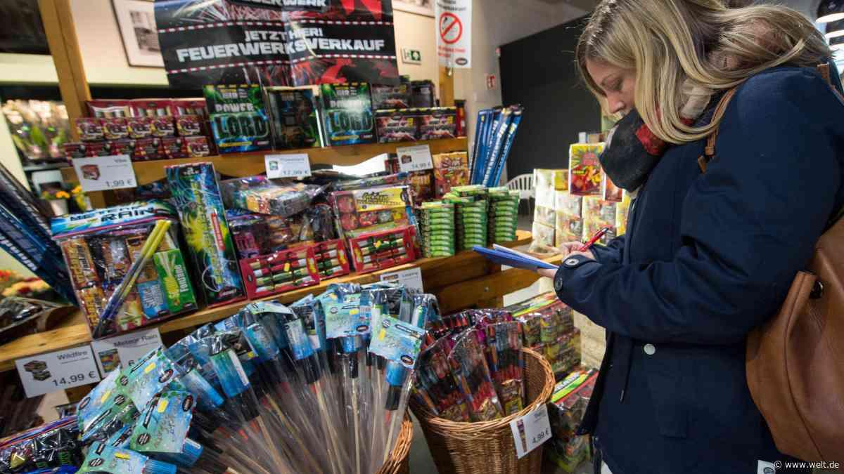 Europäischer Feuerwerk-Marktführer Weco ruft Produkte zurück
