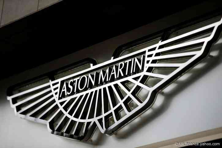 Aston Martin opens new factory to build key first SUV