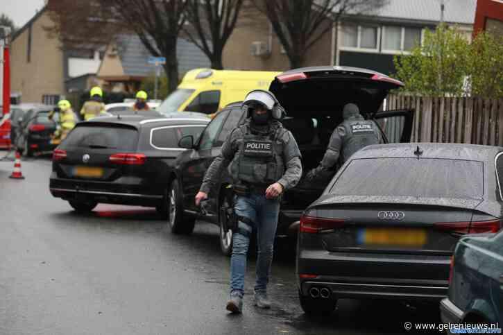 Dreigende situatie in Gendt: bewoner aangehouden