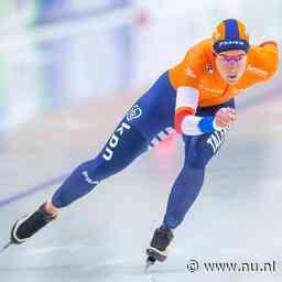Wüst vijfde op 1.000 meter, matig optreden van Nederlanders op 500 meter