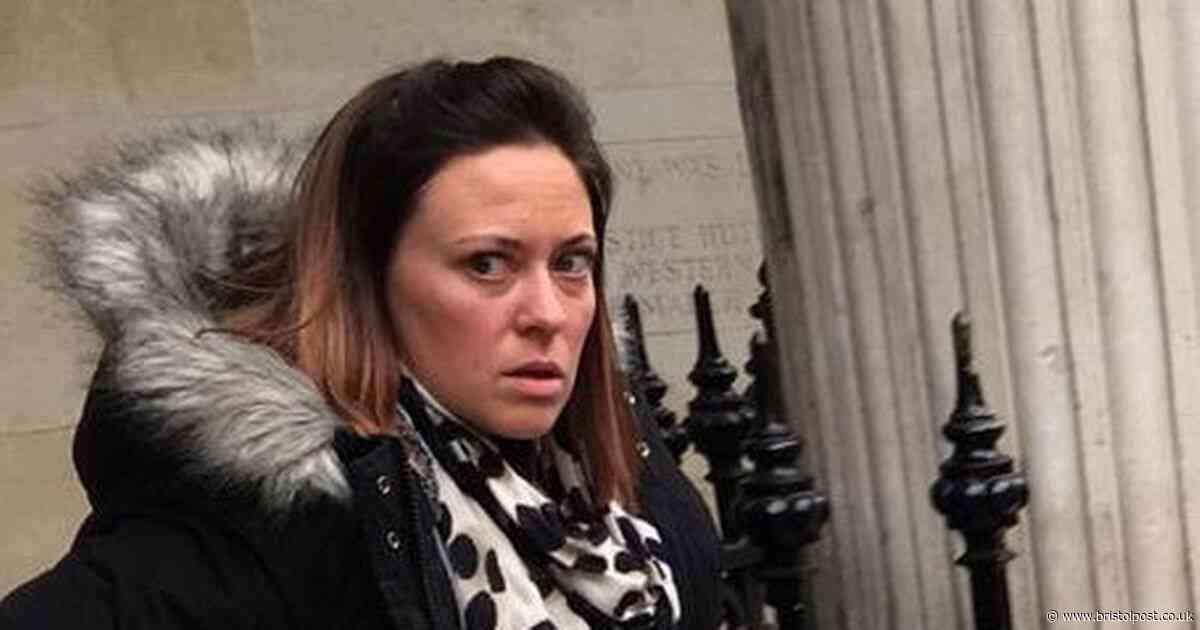 Childminder who injured 'whingey' girl sobs in court after avoiding jail
