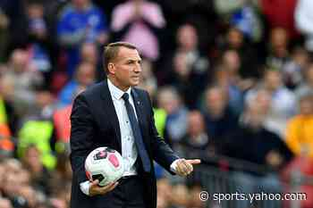 Rodgers signs new Leicester deal, ending Arsenal link
