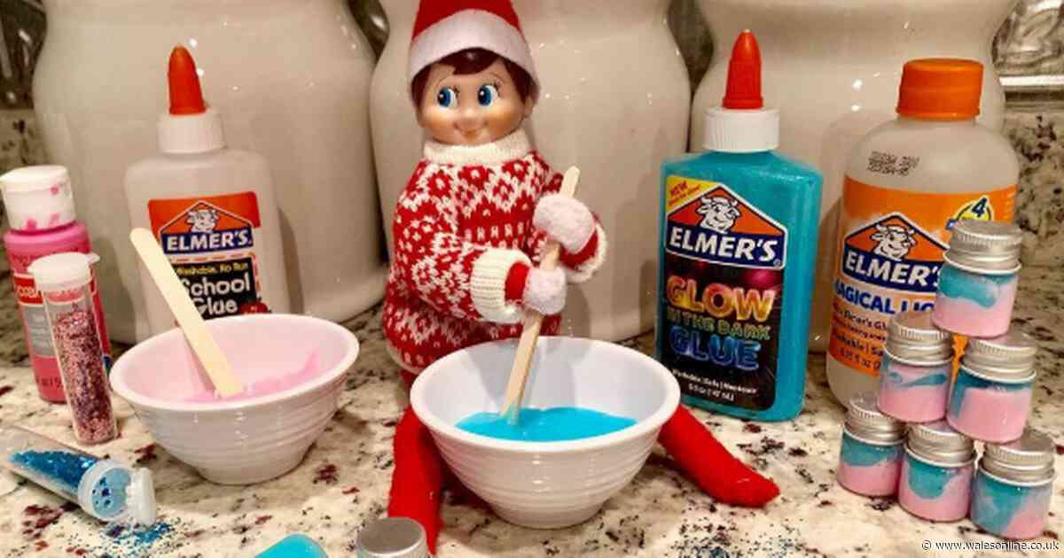 Nine brilliant Elf on the Shelf ideas you can copy at home