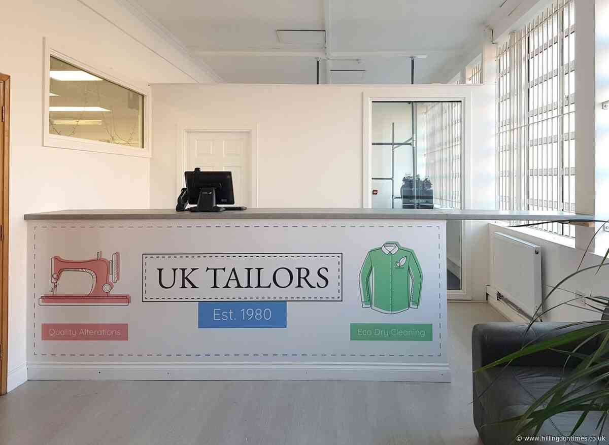 London tailors move to Perivale - on a green mission